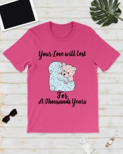 Your love will lost for a thousand years  Classic T-Shirt lifestyle-mens-crewneck-front-17