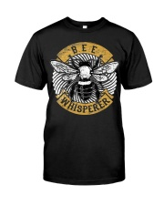 Bee Whisperer Beekeeper Honey Save Th Classic T-Shirt front