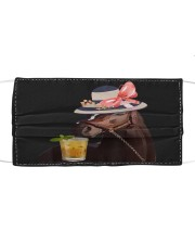 Funny Horse Derby Party Cloth face mask thumbnail