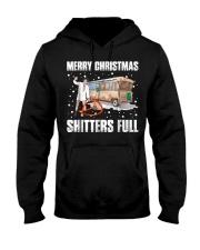 Merry Christmas Shitters Full Ugly Swe Hooded Sweatshirt thumbnail