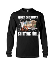 Merry Christmas Shitters Full Ugly Swe Long Sleeve Tee thumbnail