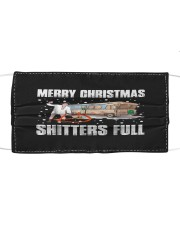 Merry Christmas Shitters Full Ugly Swe Cloth face mask thumbnail