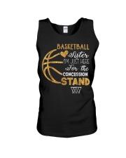Basketball Sister I'm Just Here for t Unisex Tank thumbnail
