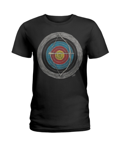 Archery T-Shirt for the Bow and Arrow