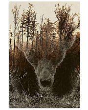 Bear Spirit Art Poster 24x36 Poster front