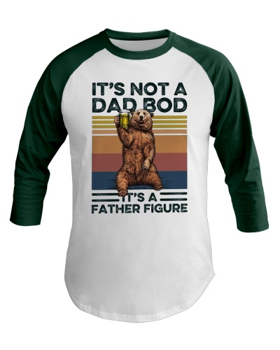 Bear its not a dad bob its a father figure vintage