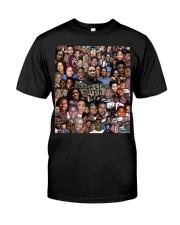 Black Lives Matter with all victims t-shirt Classic T-Shirt thumbnail