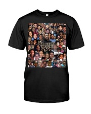 Black Lives Matter with all victims t-shirt Premium Fit Mens Tee thumbnail