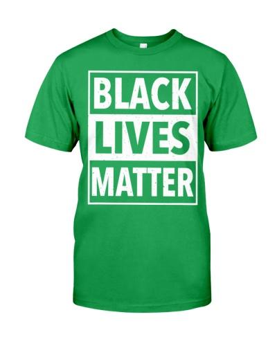 Black Lives Matter support t shirts