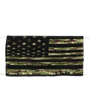 Camouflage Face Mask American Flag Mask -  Cloth face mask thumbnail