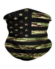 Camouflage Face Mask American Flag Mask -  Neck Gaiter thumbnail