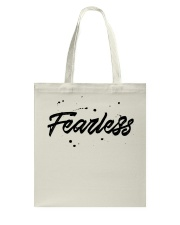 Fearless Tote Bag thumbnail