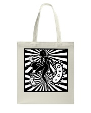 Cancer Battle Tote Bag thumbnail