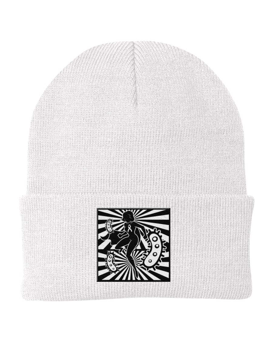 Cancer Battle Knit Beanie