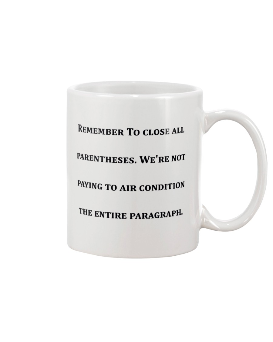 Best Funny Gift For Writers Mug