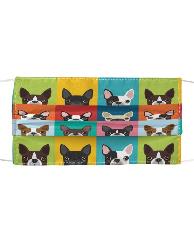 Boston Terrier Washable