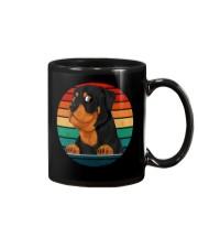Retro Vintage Rottweiler Mug thumbnail