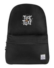 Halloween Shirts Trick or Treat Backpack thumbnail