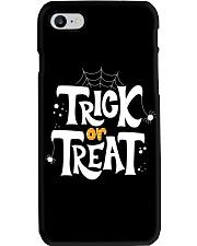 Halloween Shirts Trick or Treat Phone Case thumbnail