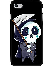 Halloween T shirts Funny Skeleton Phone Case tile