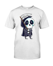 Halloween T shirts Funny Skeleton Classic T-Shirt thumbnail
