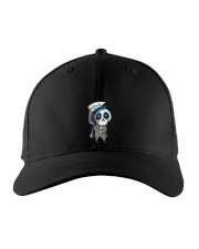 Halloween T shirts Funny Skeleton Embroidered Hat thumbnail