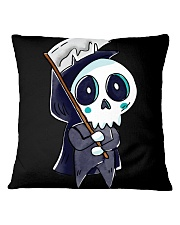 Halloween T shirts Funny Skeleton Square Pillowcase thumbnail
