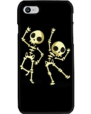 Halloween T shirts Dancin Skeleton Classic T-Shirt Phone Case thumbnail