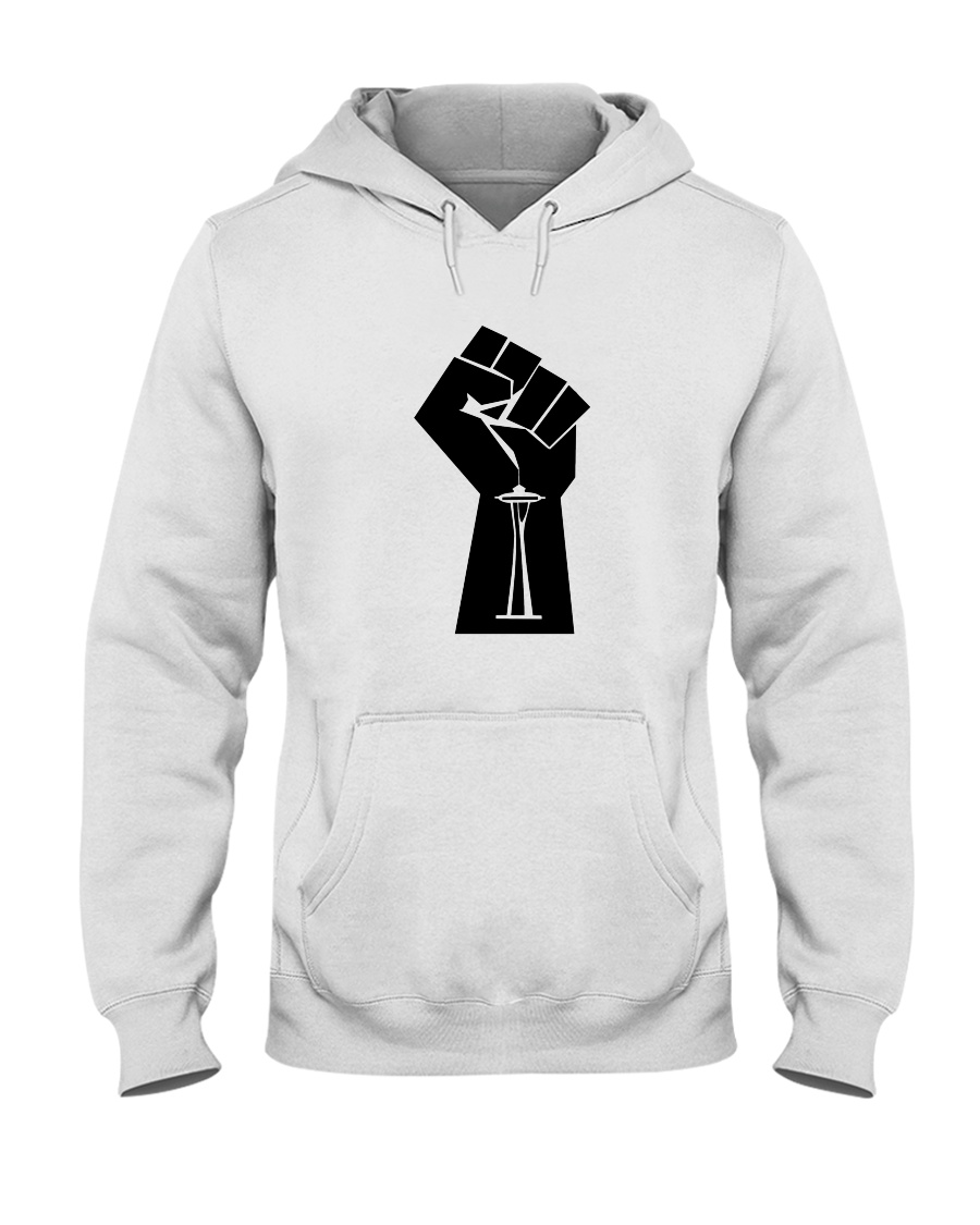 Stronger Together Seattle Hooded Sweatshirt
