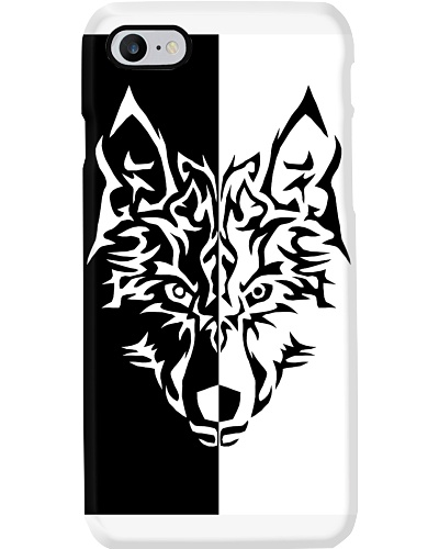 Wolf Face Phone Case