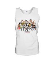 The Office Cartoons Character shirt Unisex Tank thumbnail
