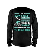 SLOW CYCLIST Long Sleeve Tee thumbnail