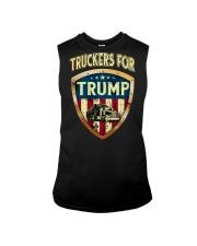Truckers for Trump Sleeveless Tee thumbnail