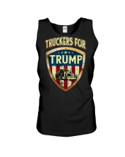 Truckers for Trump Unisex Tank tile