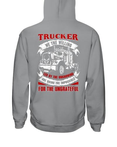 BEST T-SHIRT FOR TRUCKER
