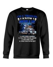 I know I swear a lot Crewneck Sweatshirt thumbnail