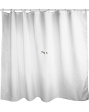 tset Shower Curtain front