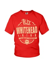 WHITEHEAD Youth T-Shirt thumbnail