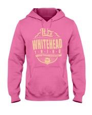 WHITEHEAD Hooded Sweatshirt front