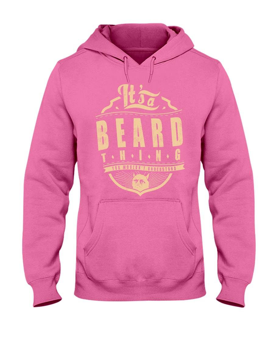 BEARD Hooded Sweatshirt