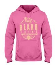 BEARD Hooded Sweatshirt front