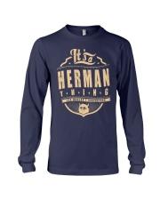 HERMAN THING Long Sleeve Tee thumbnail