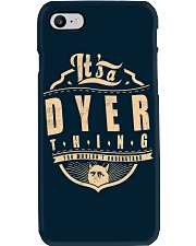 DYER Phone Case thumbnail