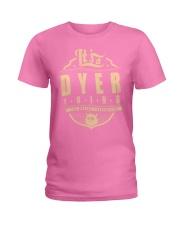 DYER Ladies T-Shirt thumbnail