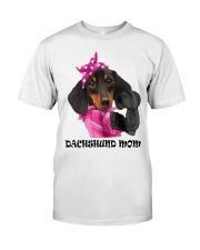 dachshund Premium Fit Mens Tee thumbnail