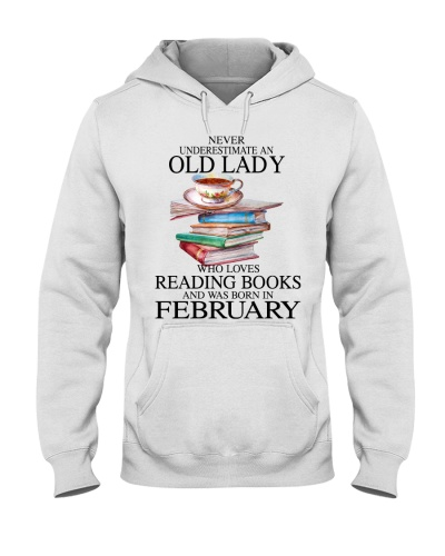 read book old lady fabruary