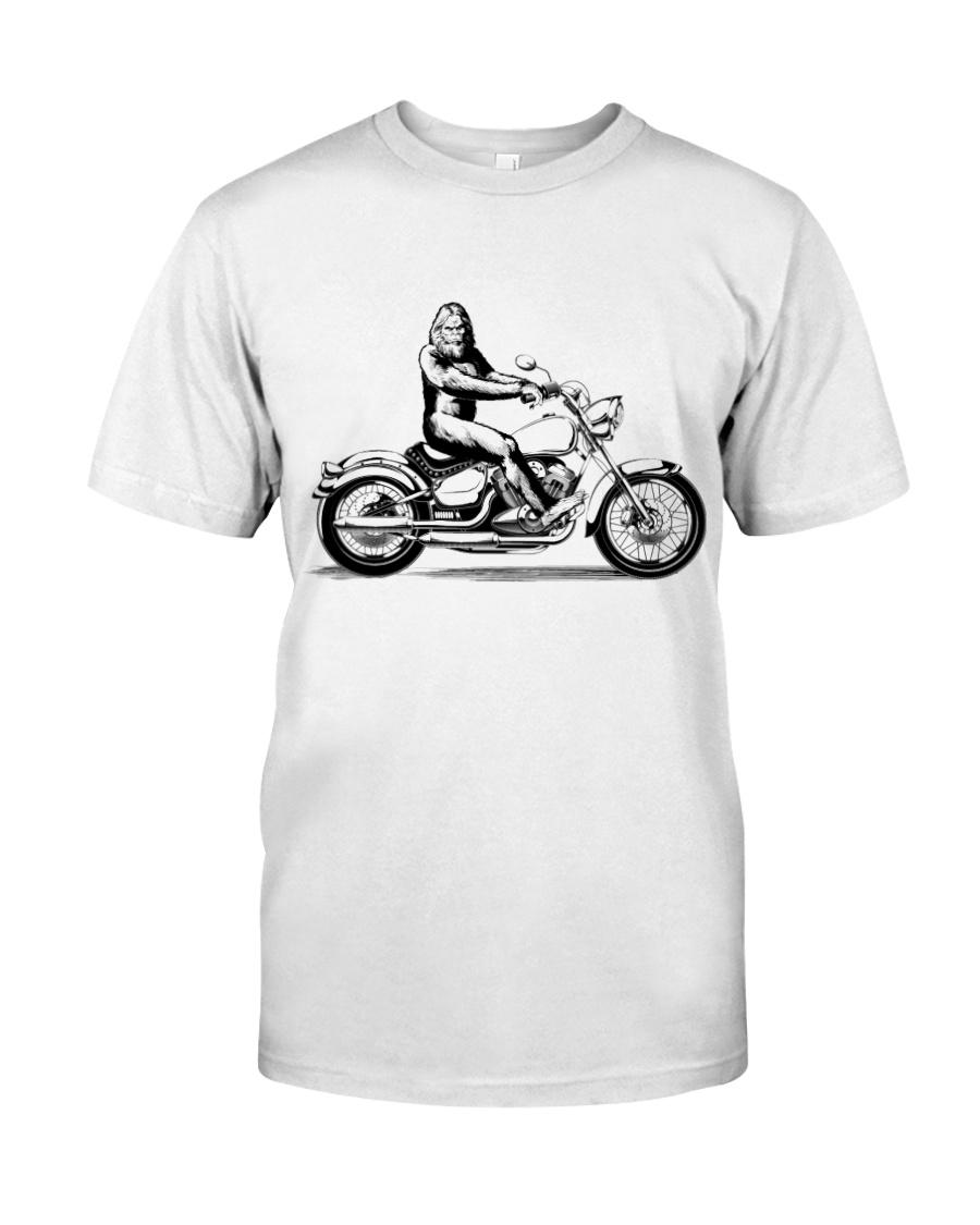 Bigfoot drive motorbike - Year end sale Classic T-Shirt