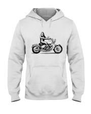 Bigfoot drive motorbike - Year end sale Hooded Sweatshirt thumbnail