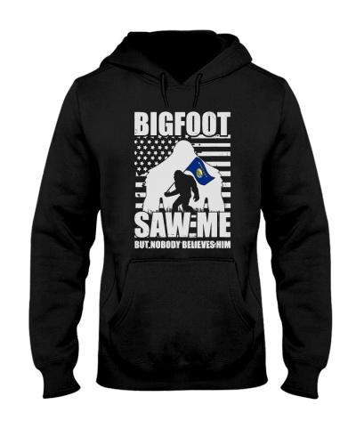Bigfoot saw me but nobody believes him - Montana