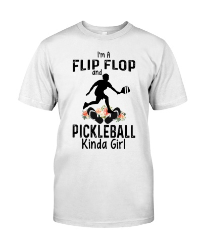 I am a flip flop and pickleball 0037